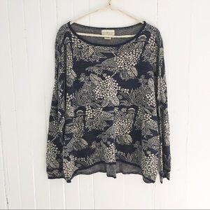 Denim & Supply Floral Sweater